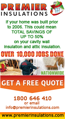 BER Insulation Company Westmeath